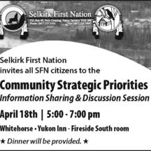 © Selkirk First Nation 2018